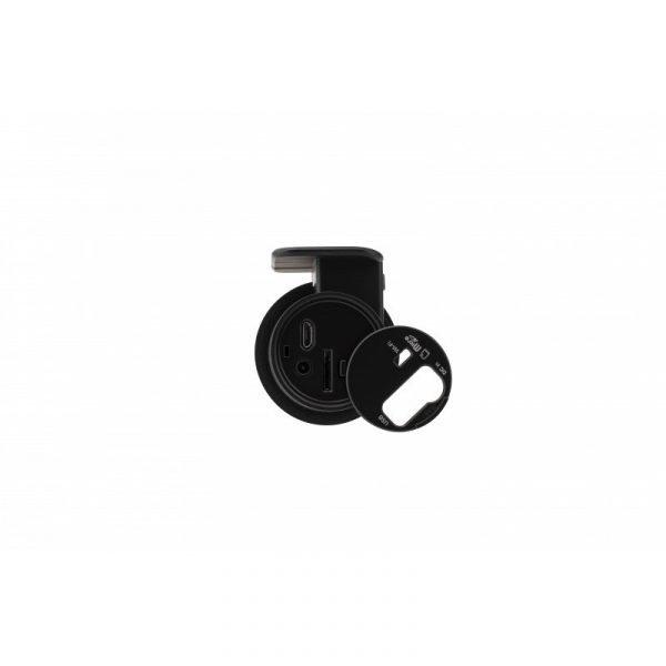 BlackVue DR750X-1CH zijkant microSD