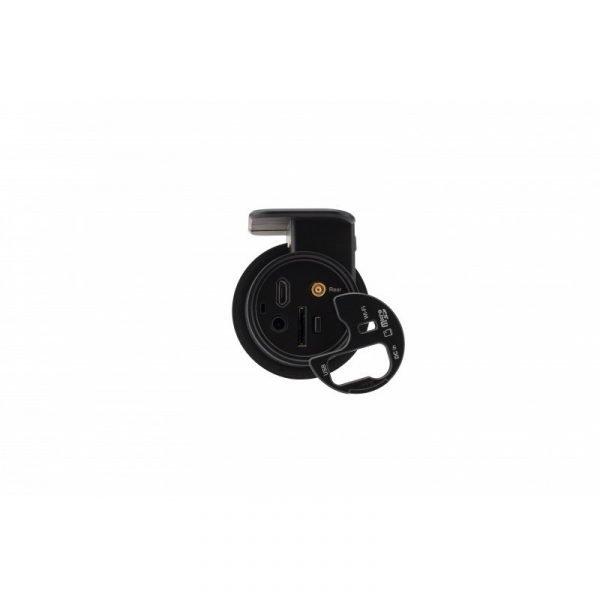 BlackVue-DR750X-2CH voor achter camera microSD open