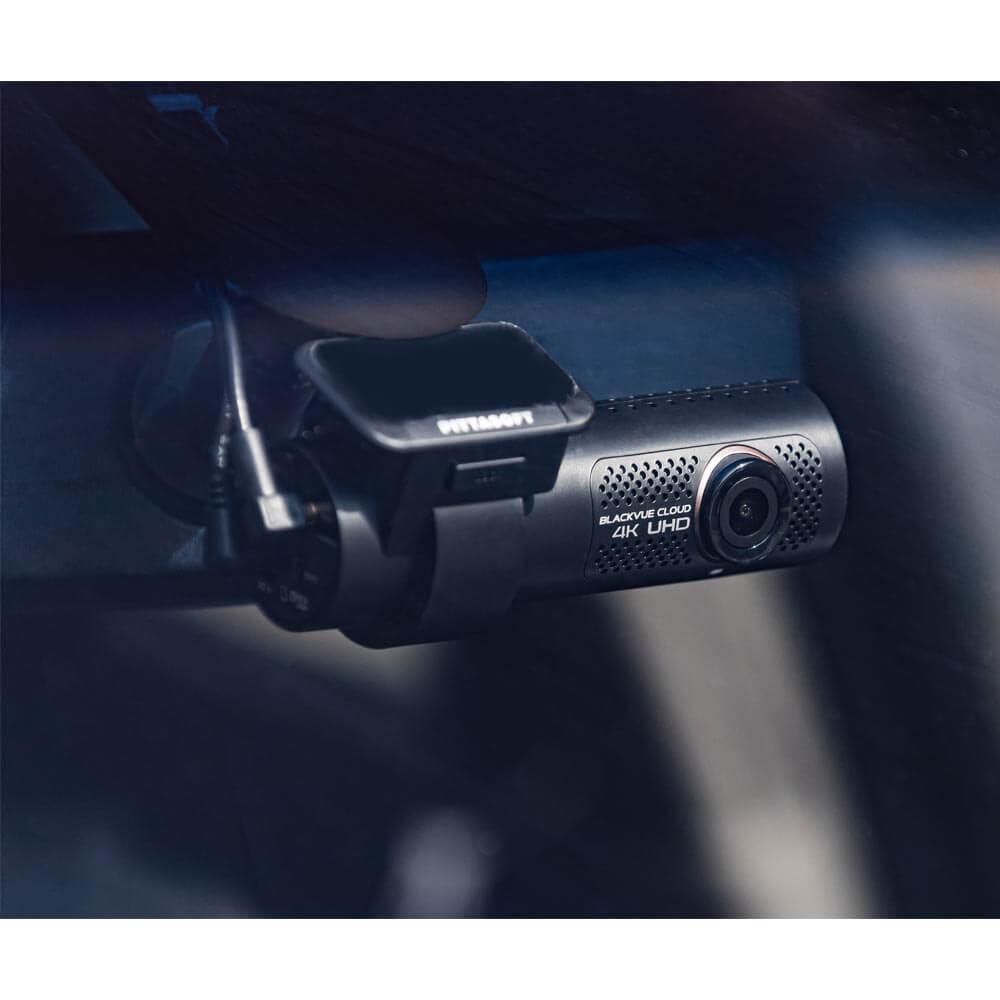 BlackVue DR900X dashcam installatie