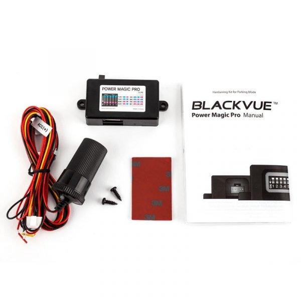 BlackVue Power-Magic-Pro-voedingsmodule-verpakking