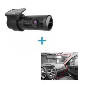 BlackVue DR750X-1CH dashcam+inbouwservice