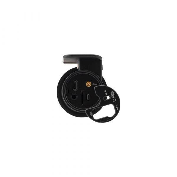 BlackVue-DR900S-2CH-IR-4k taxi dashcam zijkant