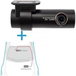 BlackVue DR900X-1CH dashcam voor+inbouwservice